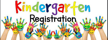 Kindergarten Registration 2021-2022 School Year